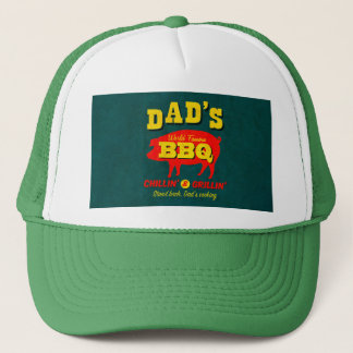 Dad's Cooking Trucker Hat