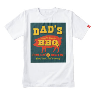 Dad's Cooking Zazzle HEART T-Shirt