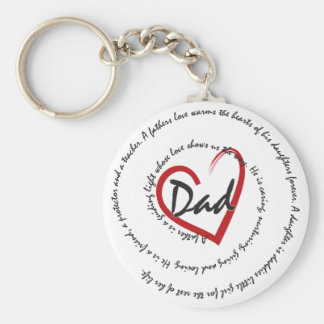 DADS - Dad Love Keychain