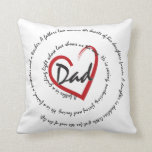 DADS - Dad Love Pillows