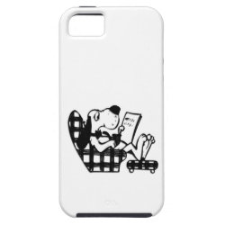 Dad's Day King Mutt iPhone 5 Case