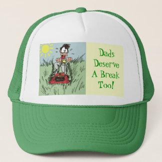 Dads Deserve A Break Hat