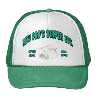 Dad's Diaper Service 2012 Trucker Hat