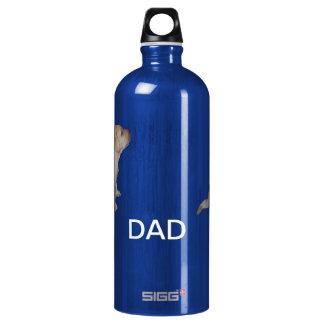 Dad's dog water bottle