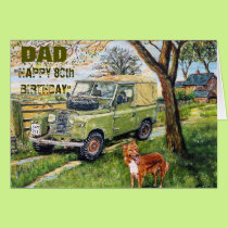 Dad's Eightieth Card