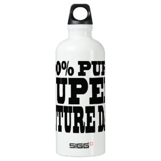 Dads & Fathers To Be : 100% Pure Super Future Dad Water Bottle