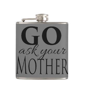 Dad's Favorite Flask