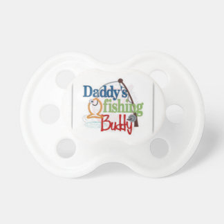 Dad's Fishing Buddy Pacifier