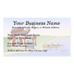 Dad's Fishing Shack Business Card Templates