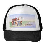 Dad's Fishing Shack Hats