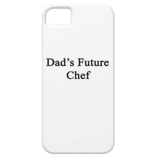 Dad's Future Chef iPhone 5 Cases