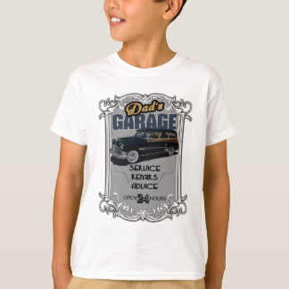 Dad's Garage Advice and Repairs T-Shirt