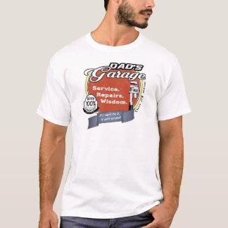 Dad's Garage Wisdom T-Shirt