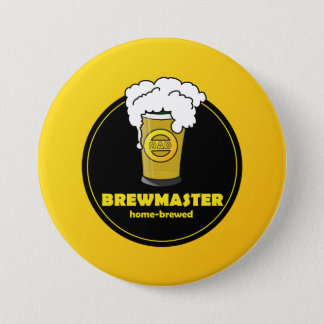 Dad's Home Brew Button