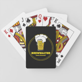 Dad's Home Brew Playing Cards