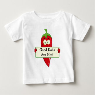 Dads Hot Baby T-Shirt