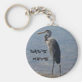 Dad's, Keys Keychain