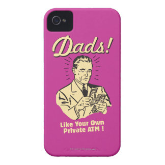 Dads: Like Own Private ATM iPhone 4 Covers
