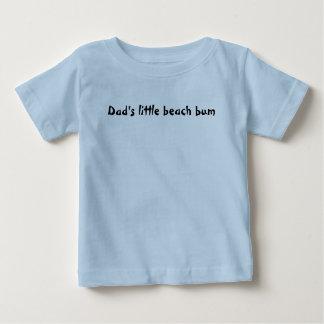 Dad's little beach bum shirt