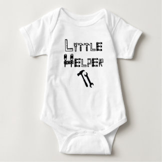 Dad's Little Helper Baby Bodysuit