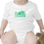 Dad's Lucky Charm Romper