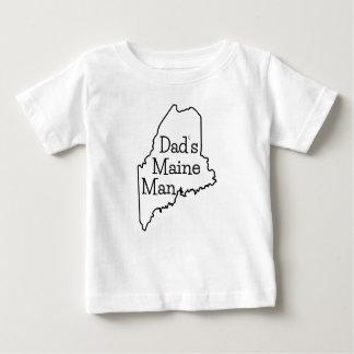 Dad's Maine Man Baby T-Shirt