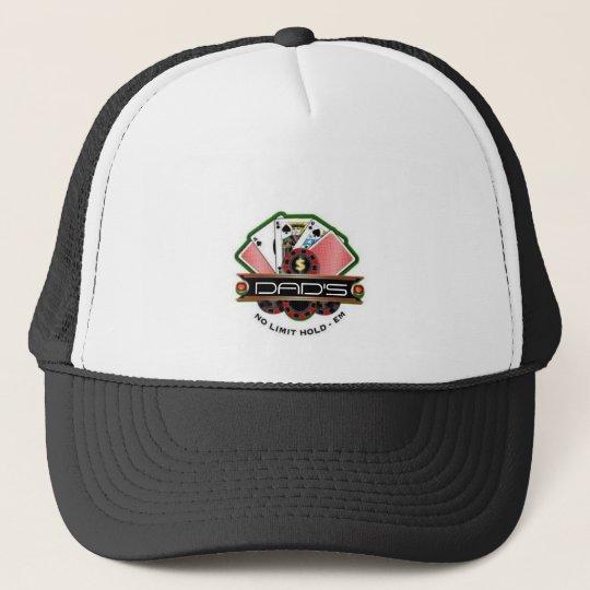 DAD'S No Limit Hold'em Trucker Hat