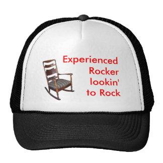 Dad's Ol Rocker Cap-customize any occasion Trucker Hat