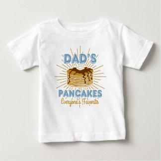 Dad's Pancakes Baby T-Shirt