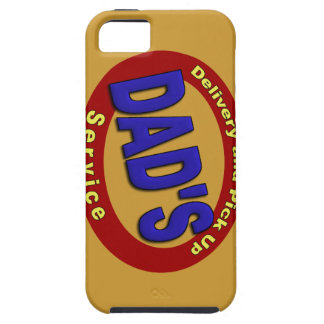 Dad's Pick Up and Delivery Service iPhone SE/5/5s Case