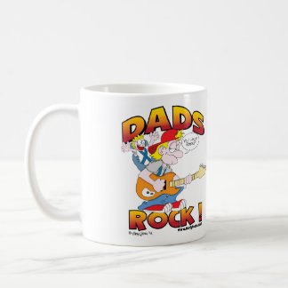 Dads Rock Coffee Mug