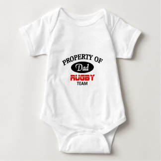 Dads rugby team tee shirt