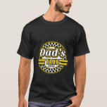 Dad's Taxi Service Logo T-Shirt