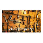 Dads Tools Bobs Business Cards