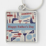 Dad's Tools Keychains