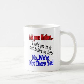 Dad's traveling shir coffee mug