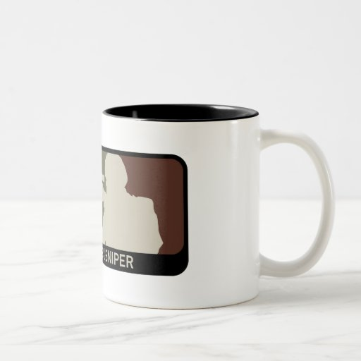 DadSquad - My dad is a sniper Coffee Mugs