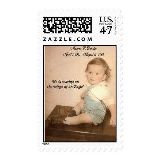 Dadsstamp Postage Stamp