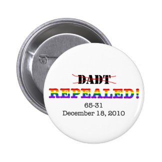 DADT Repealed! Button
