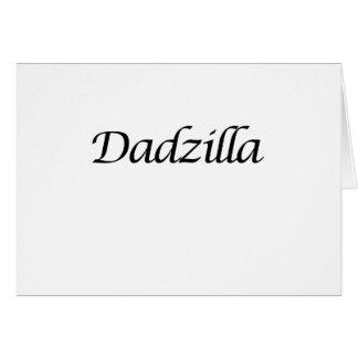 dadzilla card