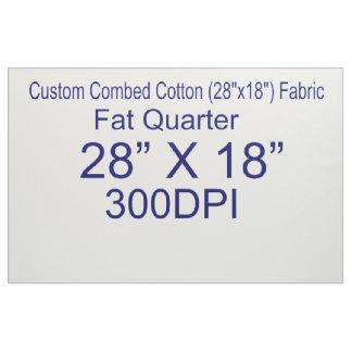 "DAE Combed Cotton (28""x18"") Fabric Fat Quarter"