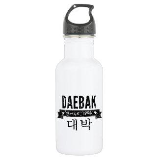 Daebak es coreano para impresionante (el efecto