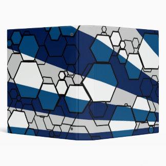 Daedal (Blue) Binder