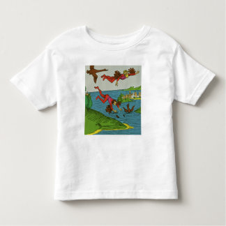 Daedalus and Icarus, 15th century Toddler T-shirt