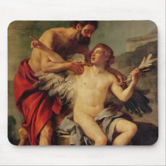 Daedalus Attaching Icarus' Wings, c.1754 Mouse Pad
