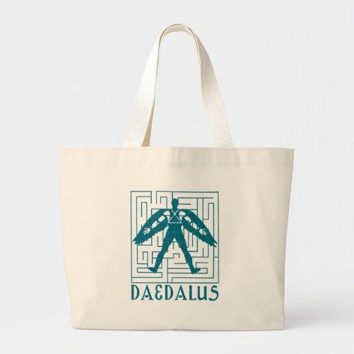 Daedalus Large Tote Bag