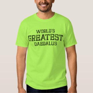 Daedalus más grande del mundo camisas