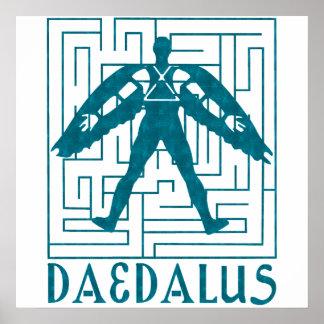 Daedalus Poster