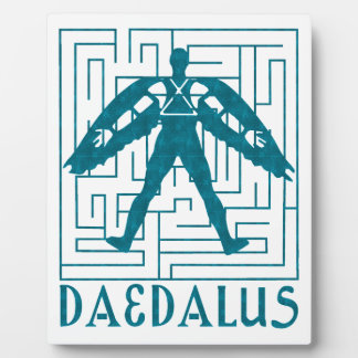 Daedalus Display Plaques