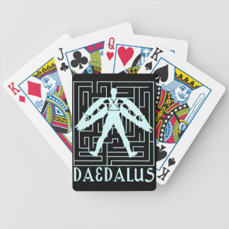 Daedalus Bicycle Playing Cards